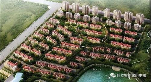 Joylive6300智能家用电梯入驻天津
