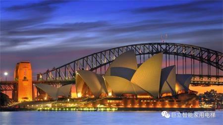 Joylive6000系列智能家用电梯入驻澳大利亚